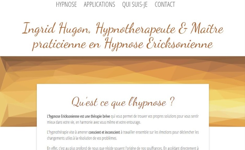 page d'accueil chateauroux-hypnose.fr