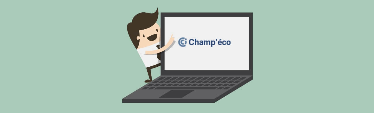logo du blog Champ'Éco